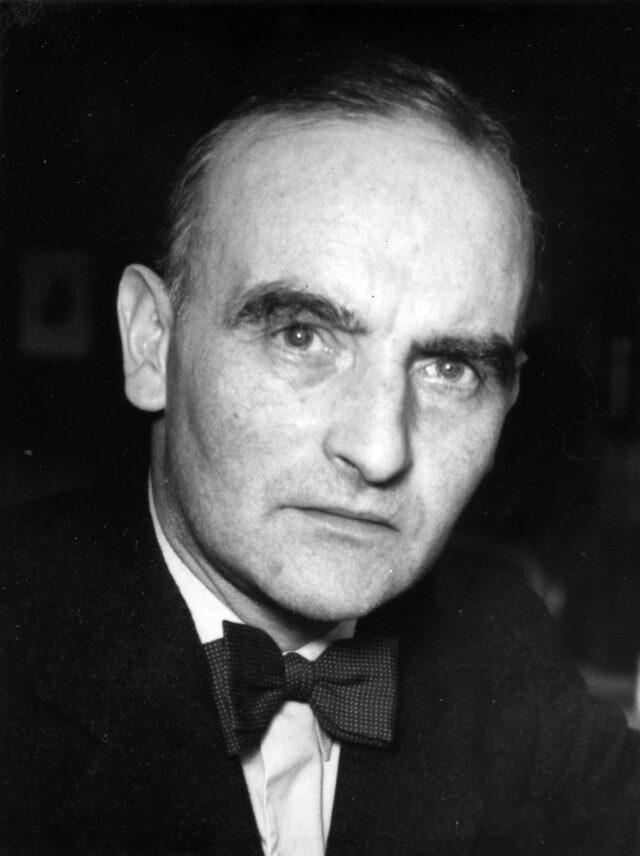 Dr. Werner Balsiger, Chef der Bundespolizei