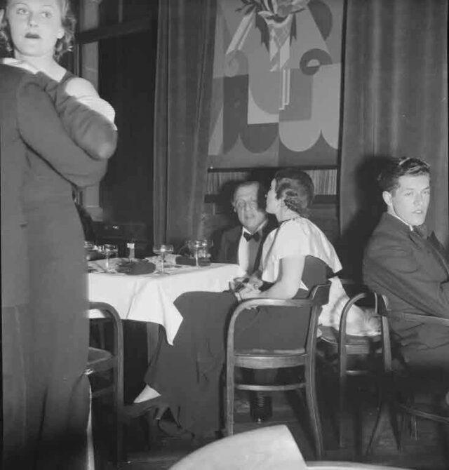 Elegantes Restaurant, Barpianist