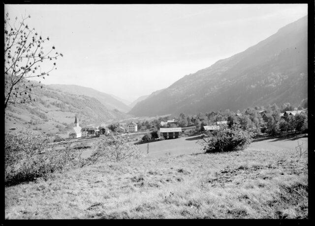 Landschaft bei Grepault