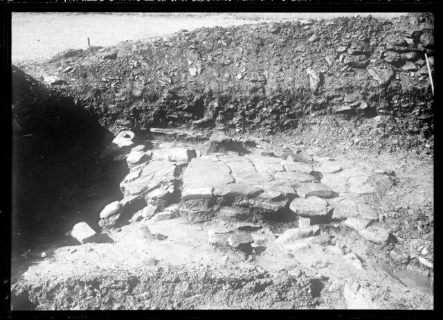 Ausgrabung Crestaulta