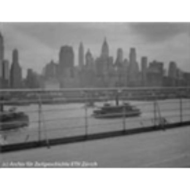 Eine Reise nach den Vereinigten Staaten - Carl Lutz (Film Nr. 24)