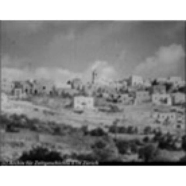 Bethlehem; barmherziger Samariter (Film Nr. 16)