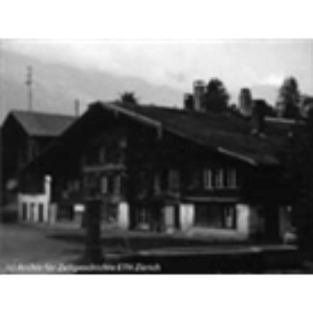 In the Bernese Oberland (Film Nr. 17)