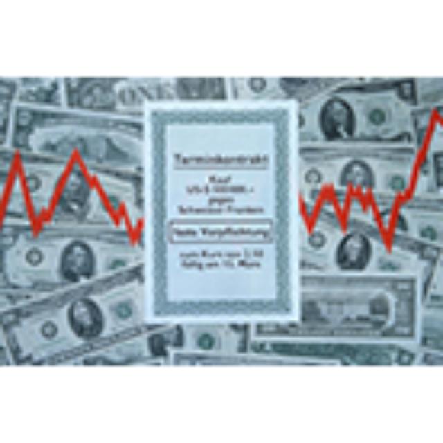 Devisenoption (Tonbildschau im Auftrag des Schweizerischen Bankvereins)