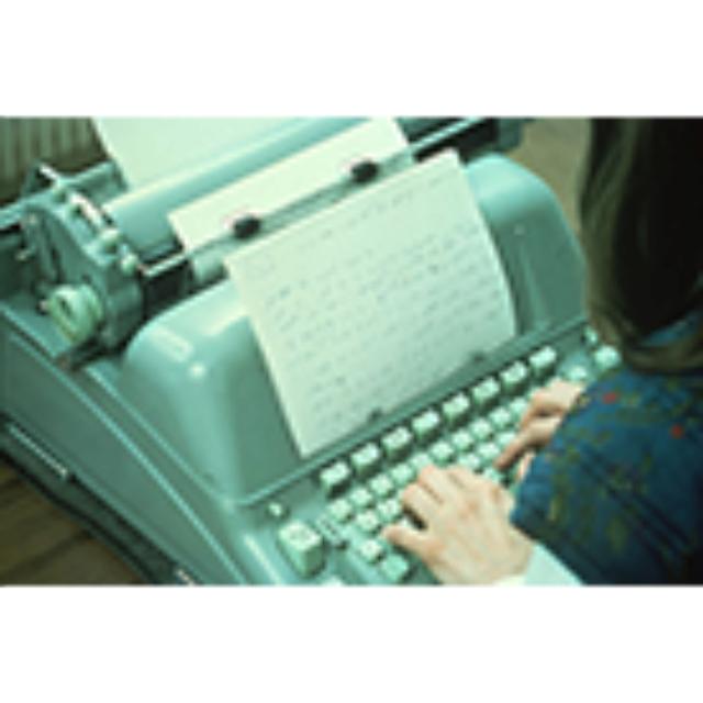 Fräulein, schreiben Sie bitte! Moderne Textverarbeitung (Tonbildschau im Auftrag des Bundesamts für Organisation)