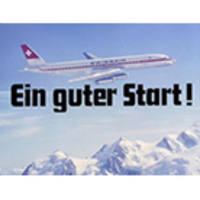 Ein guter Start (Tonbildschau im Auftrag der Swissair)