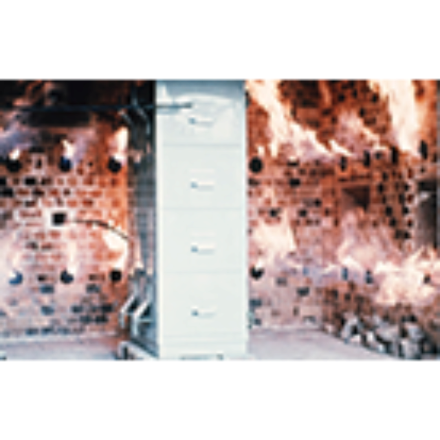 Die Firma brennt...! (Tonbildschau im Auftrag der Definitiv Organisation, Vertreiber von Chubb)