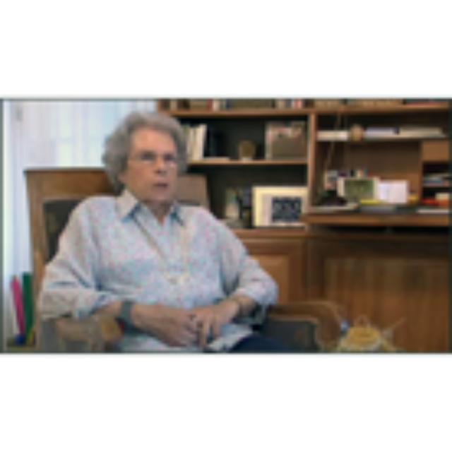 Werner, Elsbeth, Zeitzeugnis vom 08.08.2009, Videoband 026-03, interviewt durch Tiziana, Mona, deutsch, Dauer: 04:33