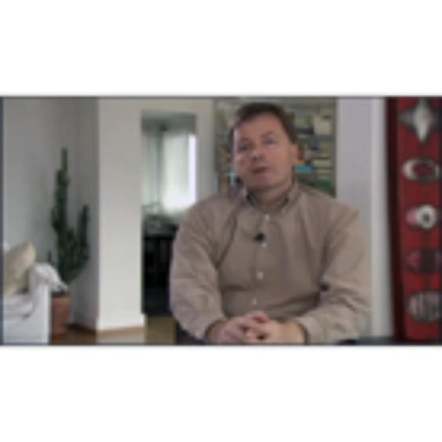 Ruppen, Erich, Zeitzeugnis vom 26.11.2009, Videoband 125-03, interviewt durch Gull, Thomas, deutsch, Dauer: 31:25
