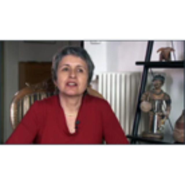 Burnier, Mary-Josée, Zeitzeugnis vom 13.05.2010, Videoband 165-04, interviewt durch Azad, Catherine, französisch, Dauer: 30:38