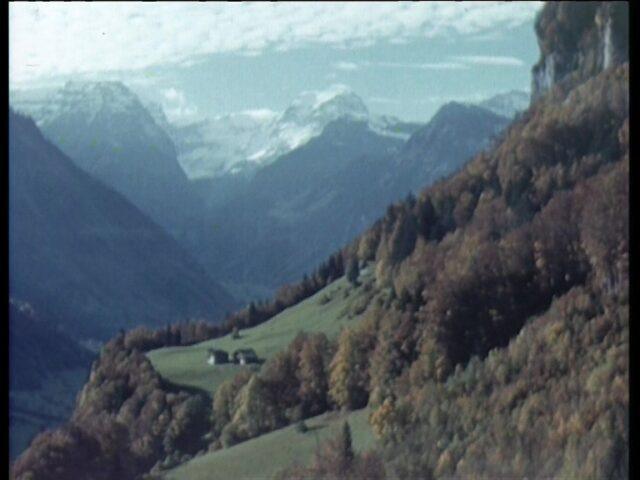 Herbst in Glarus Süd