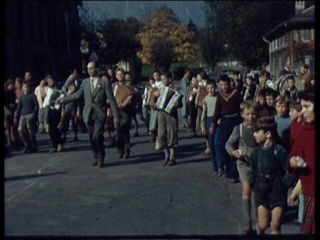Viehschau Glarus 1957