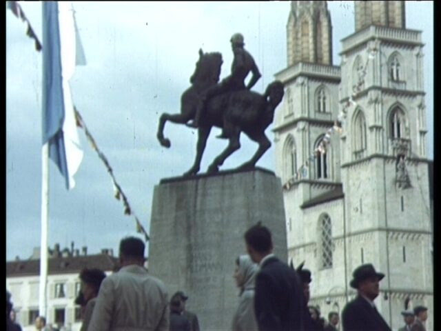 Zürichs 600-Jahr-Feier 1951