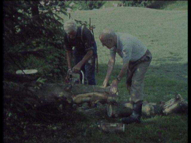 Familie Schönwetter, im Heitigen, Braunwald