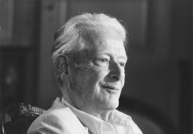Hugues Cuénod (Chanteur)