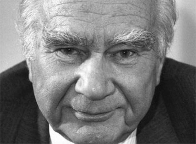 Alexandre Hay (De la haute finance à l'humanitaire - Président du CICR 1976-1987)