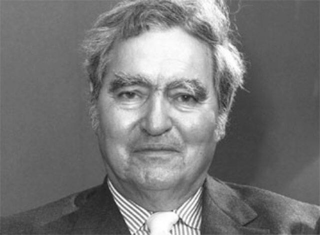 Maurice Cosandey (Professeur Dr h.c. - Président de l'EPFL 1963-1978 - Président du Conseil de EPF 1978-1987)