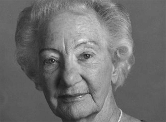 Liliane Bergier (Infirmière et enseignante)