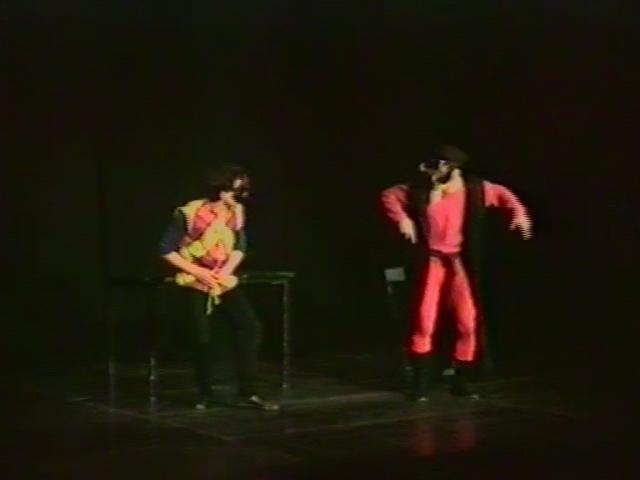 Commedia dell'arte 1984