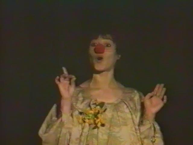 Clownerie 1983