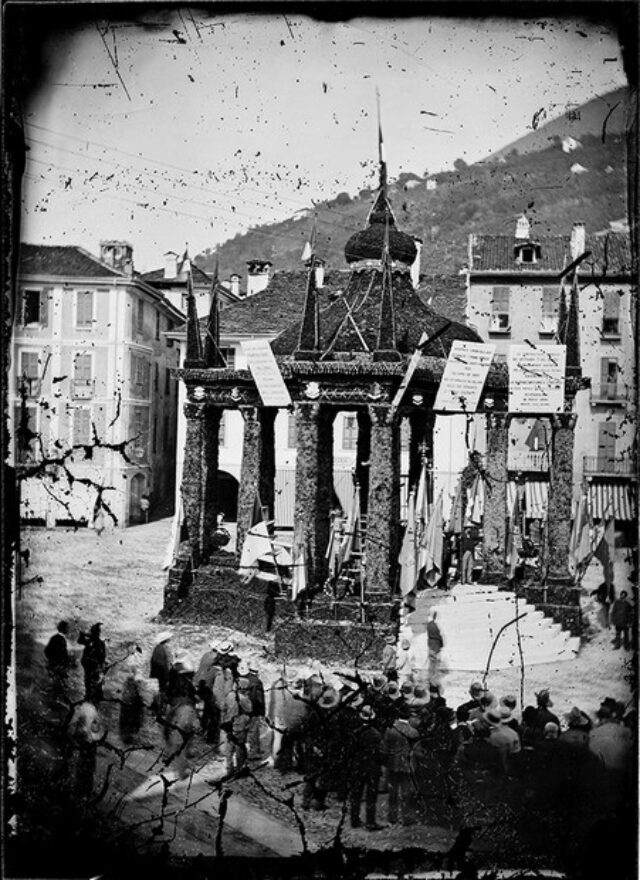Commemorazione del quarto centenario dell'apparizione della Madonna del Sasso