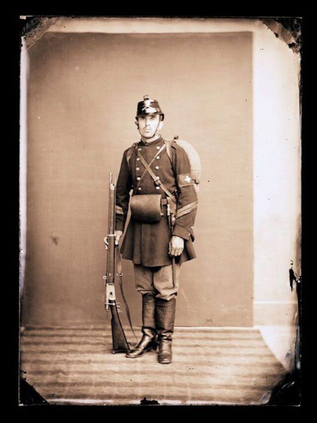 """Giovane uomo in uniforme militare (""""Paolo"""")"""