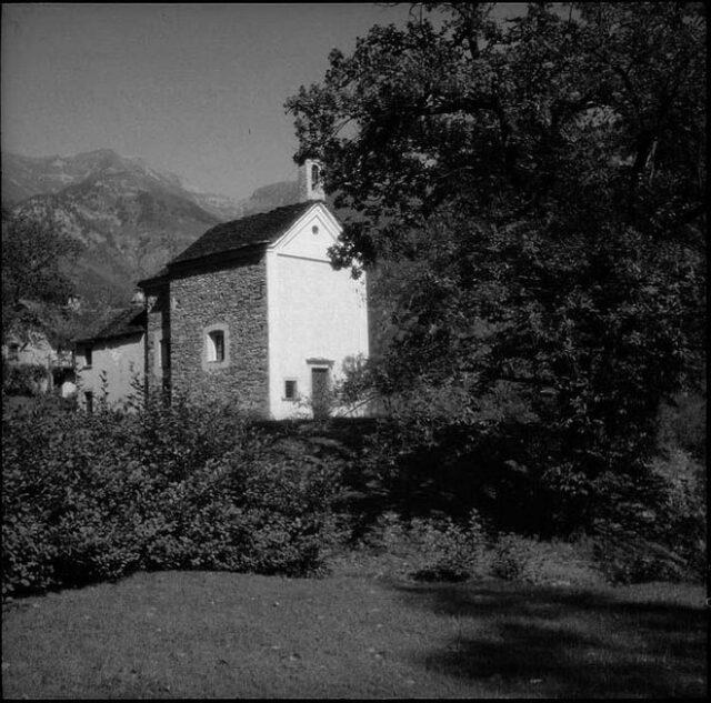 """""""Chiesa di Dunzio"""""""