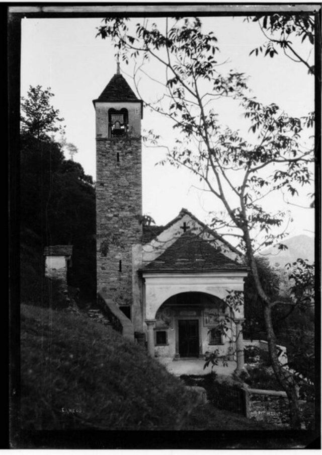 Chiesa di S. Lorenzo a Camedo