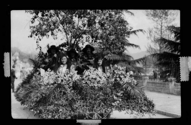 Festa delle Camelie del 1930
