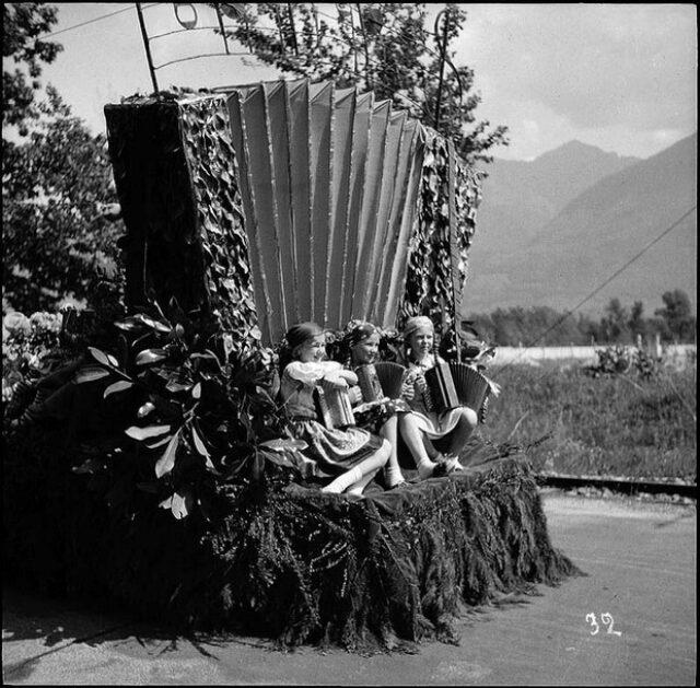 Festa delle Camelie del 1938