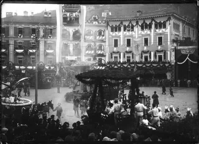 Festa delle Camelie del 1924
