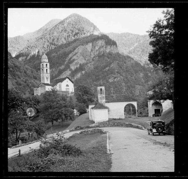 Chiesa di S. Martino e cappella di S. Maria Addolorata