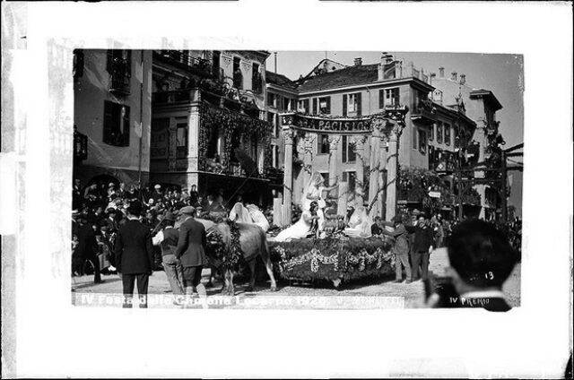 Festa delle Camelie del 1926