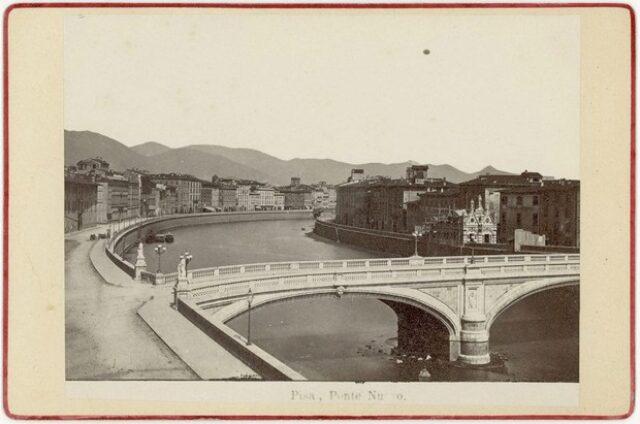 """""""Pisa, Ponte Nuovo."""""""