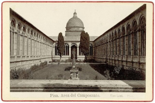 """""""Pisa. Area del Camposanto."""""""