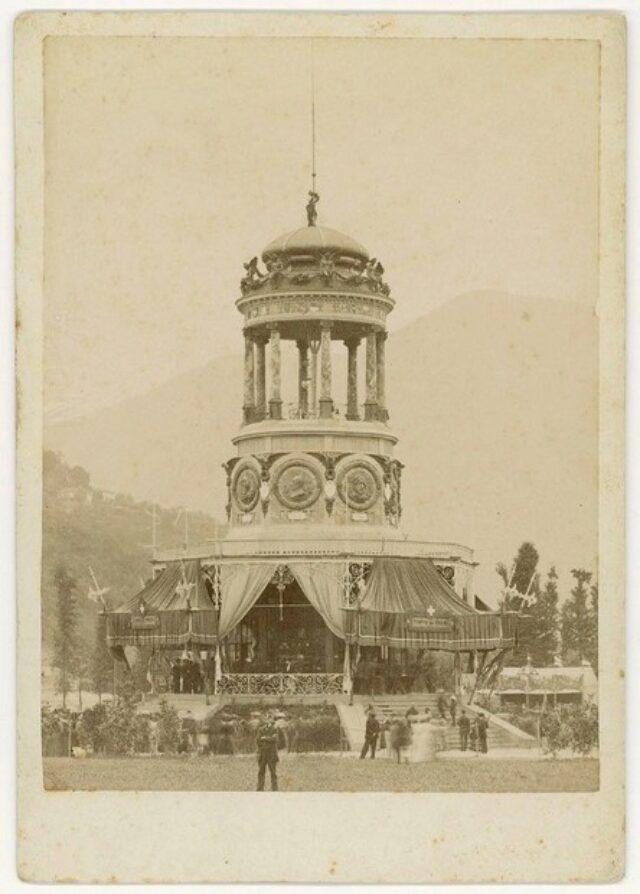 Tempio dei premi del Tiro federale del 1883