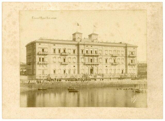 """""""Grand Hotel Livorno"""""""