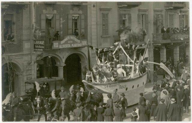 """Carnevale 1923"""