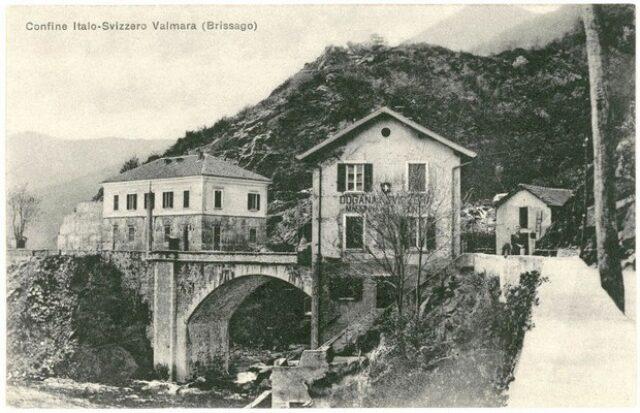 """""""Confine Italo-Svizzero Valmara (Brissago)"""""""
