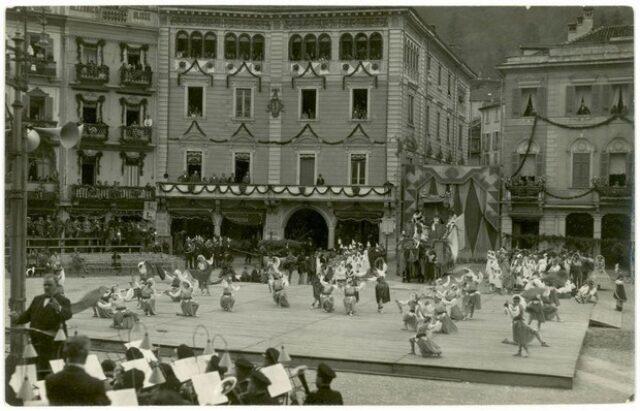 Festa delle Camelie del 1928