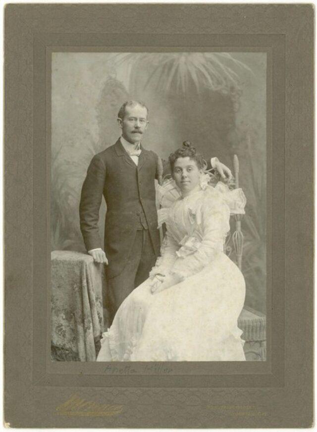 Anetta e Oxley [?] Miller