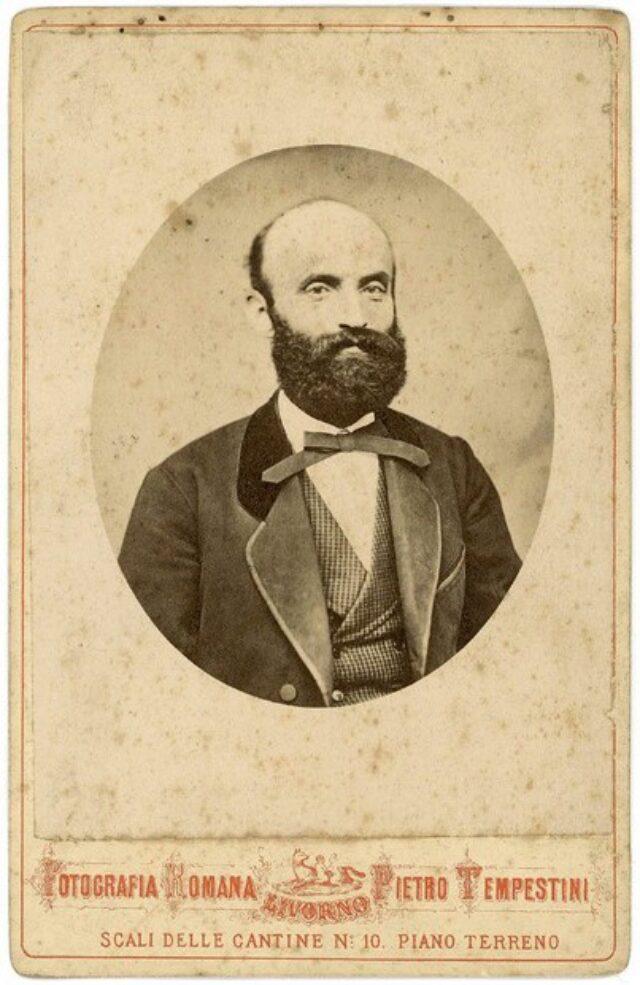 Uomo con barba [congiunto dei Monotti?]