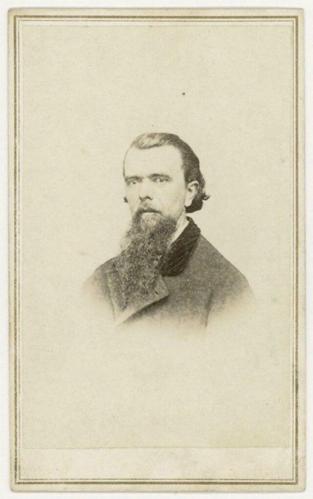 Uomo con barba