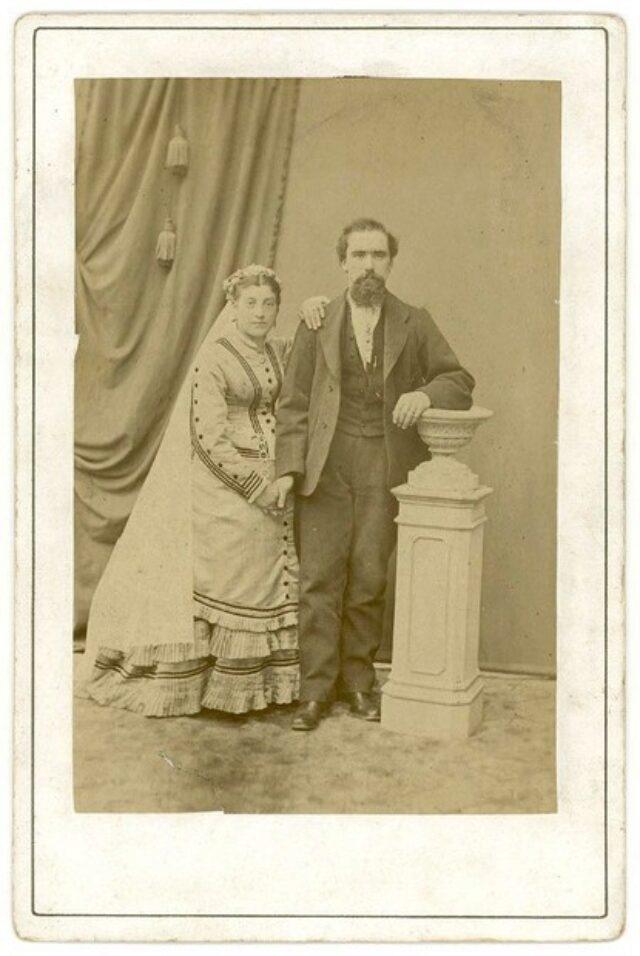 Sposi [congiunti dei Monotti?]