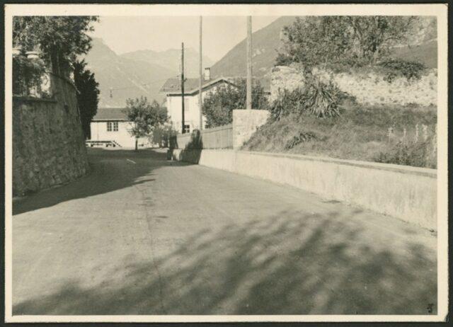 Strada Melide - Morcote