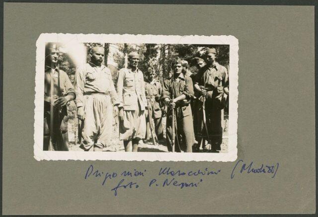 Prigionieri marocchini