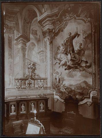Pala d'altare della Cattedrale di San Lorenzo in Lugano