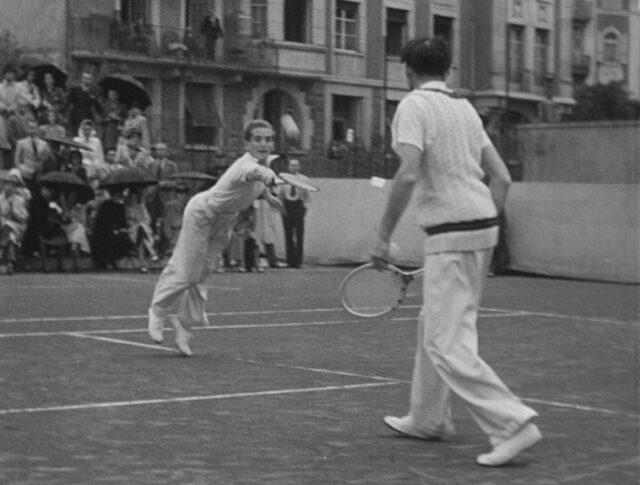 Losanna: Campionati di tennis (0106-2)