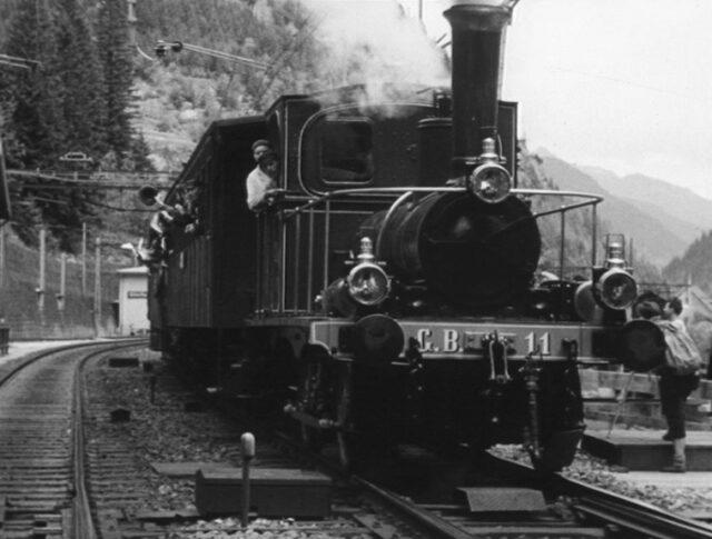 Il 75° della linea del Gottardo (0777-2)