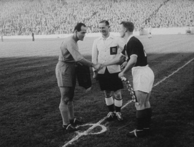 Calcio: Scozia - Svizzera (0794-5)